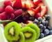 Más fibra, fruta y verdura a diario